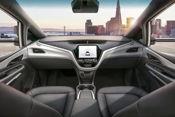 GM ra mắt xe điện không vô-lăng