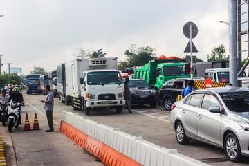 Đảm bảo an ninh trật tự và an toàn giao thông tại các trạm BOT