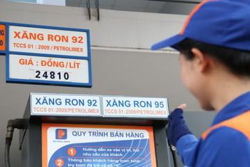 Phó Thủ tướng chỉ đạo điều hành giá xăng E5 RON 92, RON 95