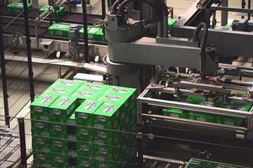 Di dời dây chuyền sản xuất bia ra khỏi nội đô