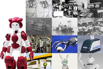 Thế giới robot kỳ lạ và tuyệt vời của Nhật Bản