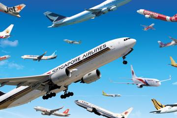 Cuộc chiến hàng không châu Á:  'Hái' tiền trên trời không phải dễ!
