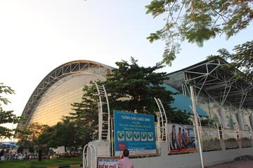 PDR xây dựng nhà thi đấu Phan Đình Phùng đổi 3ha đất ở trường đua Phú Thọ