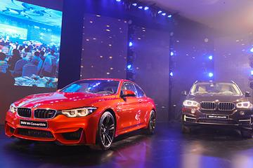 Trường Hải phân phối BMW - cuộc chiến không chỉ bằng giá