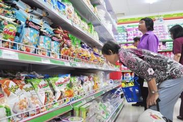 Hàng tiêu dùng nhanh: thương hiệu nội địa chiếm ưu thế