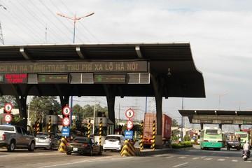 Quốc lộ 1 và 22 của TP HCM sẽ không mở rộng theo hình thức BOT