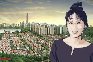 Công ty của tỷ phú Nguyễn Thị Phương Thảo mua 50% An Khánh JVC - chủ đầu tư dự án Khu đô thị Bắc An Khánh (Splendora) 264ha