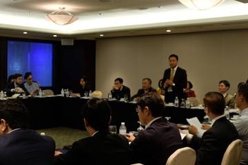EVN tổ chức Roadshow về cơ hội đầu tư EVNGENCO3 tại Singapore