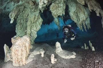 Tìm ra hang động dưới nước dài nhất thế giới