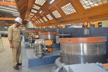 Hòa Phát tăng sản lượng thép chất lượng cao cho rút dây