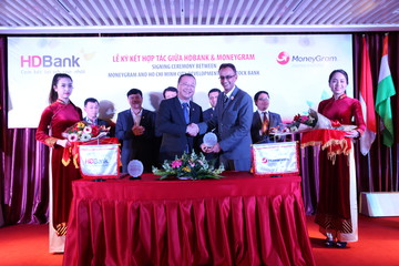 HDBank hợp tác với đối tác Mỹ, khách hàng hưởng dịch vụ tốt nhất