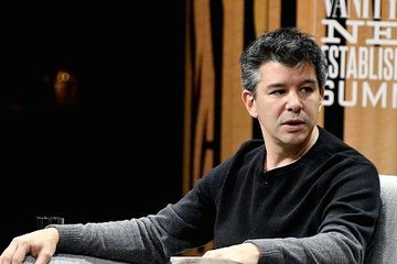 Cựu CEO Uber 'bỏ túi' 1,4 tỷ USD nhờ Softbank