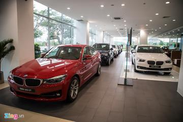 Giá xe BMW giảm nhiều nhất gần 600 triệu khi Thaco phân phối