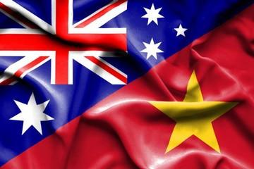 Việt Nam xuất siêu 200 triệu USD sang Australia trong năm 2017