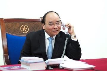 Thủ tướng gọi điện chúc mừng kỳ tích của U23 Việt Nam
