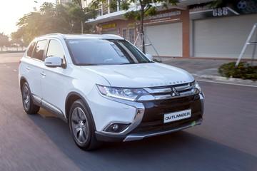 Mitsubishi Outlander lắp ráp tại Việt Nam giá từ 808 triệu đồng