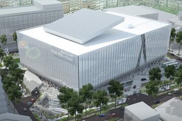 PDR xây mới nhà thi đấu Phan Đình Phùng để đổi