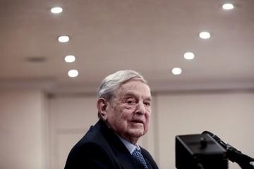 Nhà đầu tư huyền thoại George Soros: Chính quyền Trump là 'mối nguy hiểm cho thế giới'