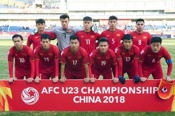 Chủ tịch nước tặng Huân chương lao động hạng Nhất cho đội tuyển U23 Việt Nam