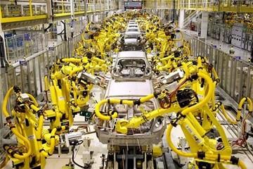 Thị trường robot, máy bay không người lái đạt 103 tỉ đô