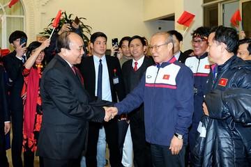 Thủ tướng đã đợi 5 tiếng để gặp U23 Việt Nam: