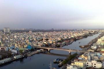 TP HCM di dời 1.500 hộ dân đang sống trên và ven kênh rạch tại 10 dự án