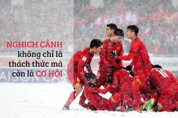 Từ thành tích của U23 Việt Nam đến bài học vươn ra biển lớn của doanh nghiệp Việt