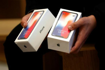 Giá iPhone X giảm hàng triệu đồng trước Tết
