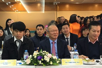 HLV U23 Việt Nam Park Hang-Seo nhận căn hộ 1,3 tỷ đồng CEN Group tặng
