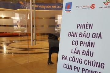 IPO PV Power: Giá trúng thấp nhất 14.500 đồng/cp, thu về gần 7.000 tỷ đồng