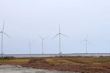 Khởi công 2 dự án điện gió 10.000 tỷ ở miền Tây