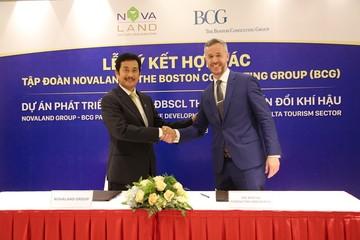 Novaland hợp tác với BCG phát triển du lịch Đồng bằng sông Cửu Long