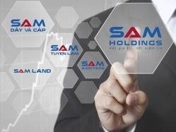 SAM lãi sau thuế 114,5 tỷ đồng năm 2017, cao nhất trong 4 năm