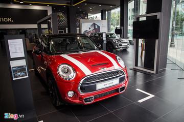 Thaco công bố giá 5 mẫu xe Mini tại Việt Nam