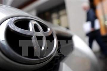 Toyota thu hồi 645.000 xe trên toàn cầu