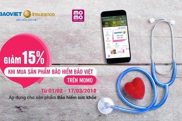 Bảo Việt bắt tay bán bảo hiểm trên Momo, tiên phong xu hướng InsurTech