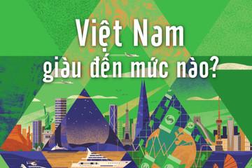 [Infographic] Người giàu Việt Nam, họ là ai?