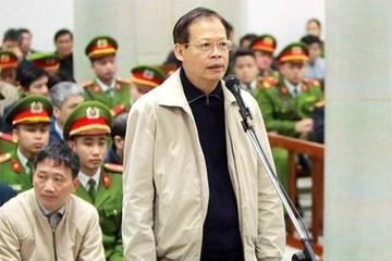 Cựu tổng giám đốc PVN kháng cáo kêu oan