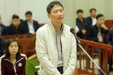 Tham ô tiền tỷ đẩy Trịnh Xuân Thanh đến 2 án chung thân