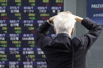 [Cập nhật 6/2] Chứng khoán châu Á lao dốc sau khi thị trường Mỹ 'tan chảy'