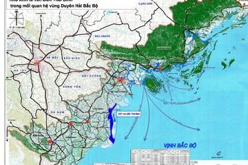 Lập khu kinh tế Thái Bình có diện tích hơn 30.500 ha