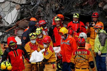 Đài Loan tiếp tục hứng động đất 5,7 độ Richter
