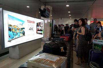 Jetstar 'bỏ quên' hành lý của cả trăm khách tại Nhật Bản
