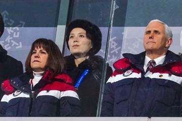 Em gái Kim Jong-un làm 'lu mờ' Phó tổng thống Mỹ