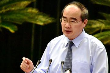Ông Nguyễn Thiện Nhân: '2018 là thời cơ phát triển TP HCM'
