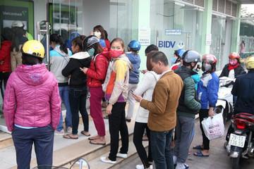 ATM quá tải, NHNN ra chỉ thị mới đặc biệt nhắc chi nhánh Hà Nội và Tp.HCM