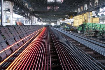 Một số cổ phiếu ngành thép có cơ hội được định giá lại