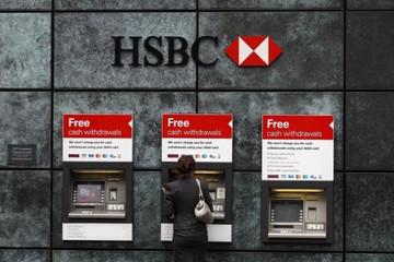 Lợi nhuận HSBC tăng 140% năm 2017