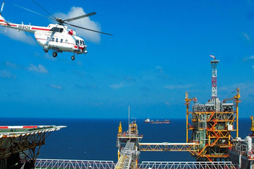 PVN đặt mục tiêu khai thác gần 23 triệu tấn dầu trong năm 2018
