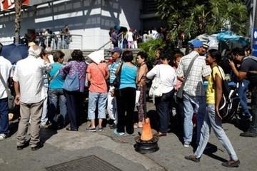 Người Venezuela sụt trung bình 11kg vì khủng hoảng kinh tế